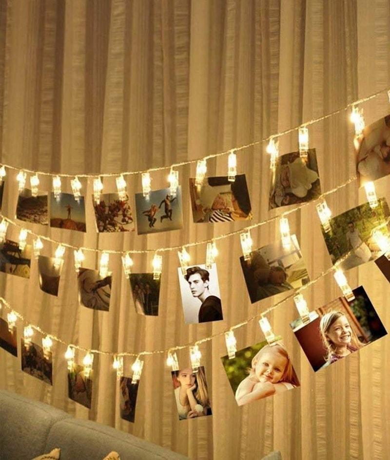 MemoryClips™ LED Photo Clips