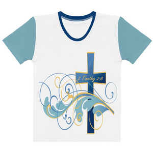 Allno 2 Timothy 2:8 Women's Tee
