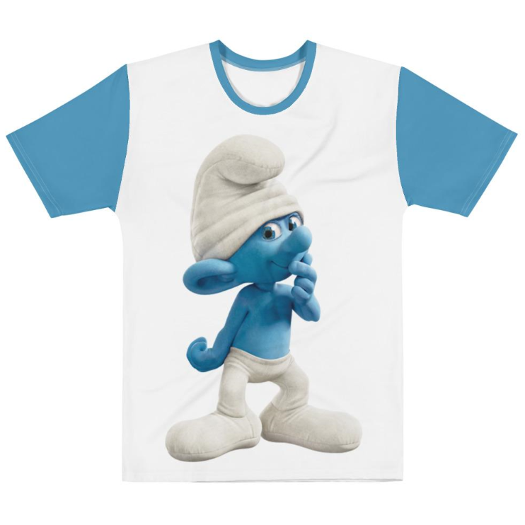 Allno I'm A Little Quiet Men's Tee