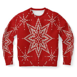 Allno Ugly Star-lights Sweater