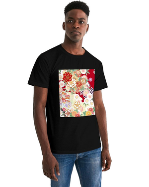 Allno The Red Forbidden Men's Graphic Tee
