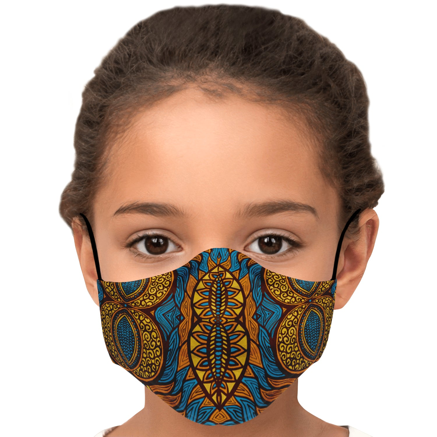 Allno Africa's Coast Face Mask