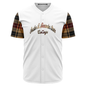 Allno Austin A. Alexander State College Baseball Jersey