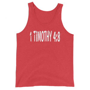 Allno 1 Timothy 4:8 Tank Top
