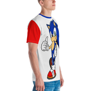 Allno Thumbs Up Sonic Men's Tee