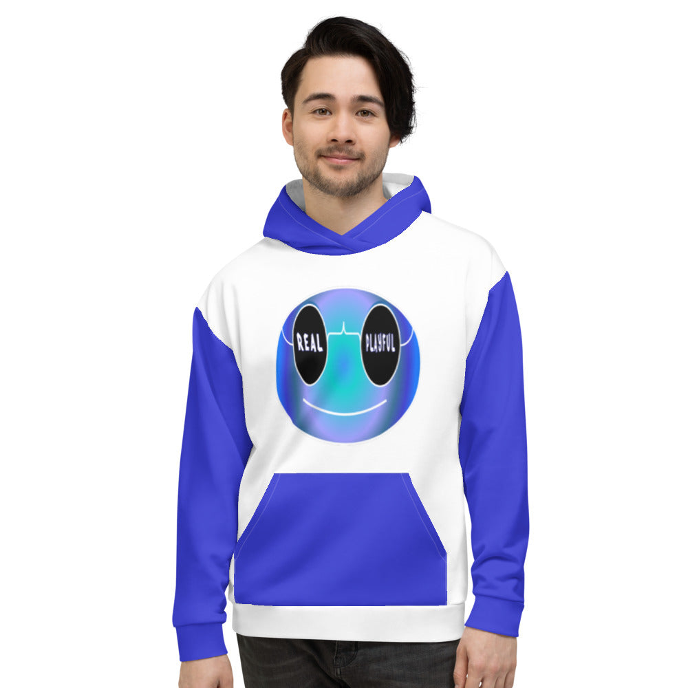 Allno Big Face Hoodie - Real Playful