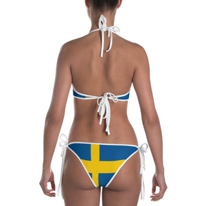 Allno World Countries Sweden Bikini
