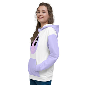 Allno Big Face Hoodie - Twin Girl's