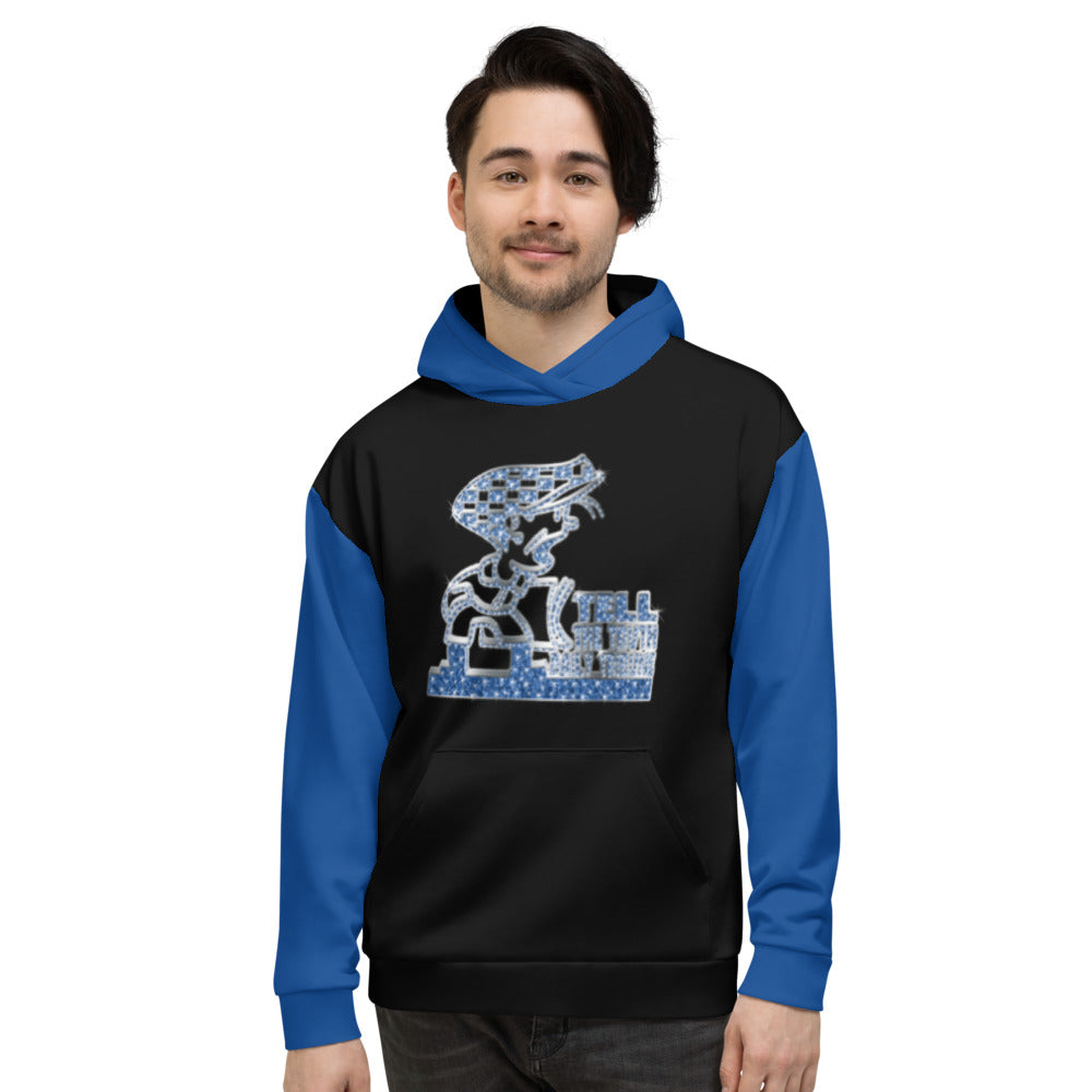 Allno Tell The Truth Tribune Hoodie