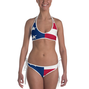 Allno World Countries USA Bikini