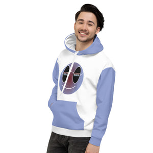 Allno Big Face Hoodie - Peace Makers