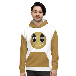 Allno Big Face Hoodie - Happy Thanksgiving