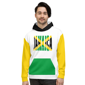 Allno World Countries Jamaica Hoodie