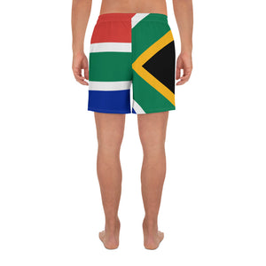 Allno World Countries South Africa Men's Shorts