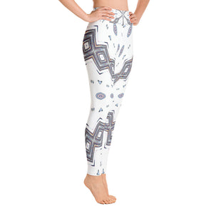 Allno Encrypted Birthstone Leggings
