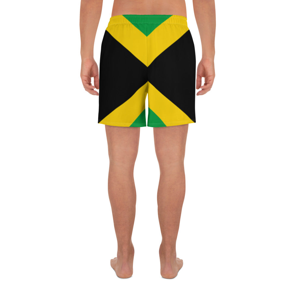 Allno World Countries Jamaica Men's Shorts