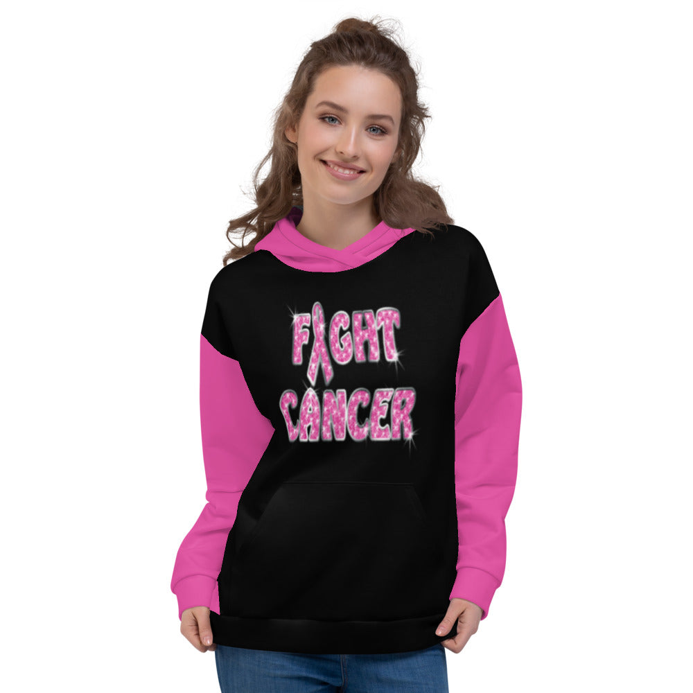 Allno Fight Cancer Hoodie
