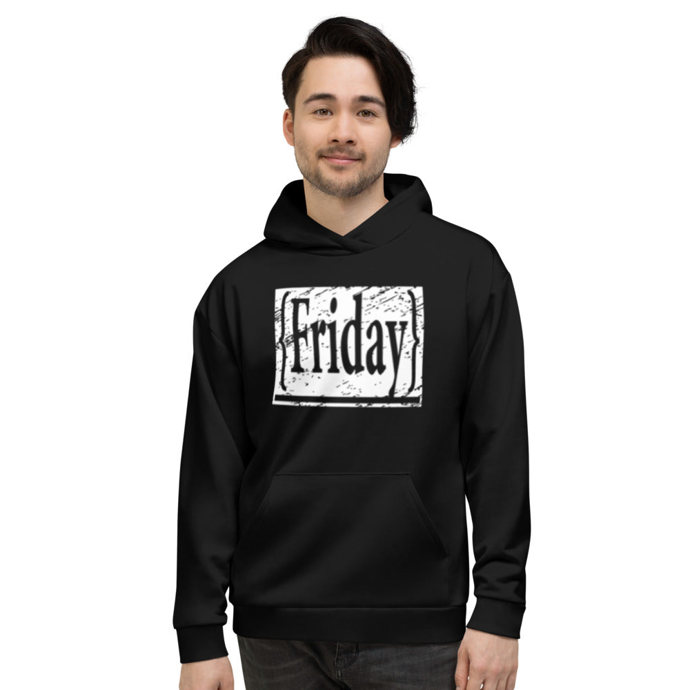 Allno 7 Day's Of The Week Hoodie - Friday