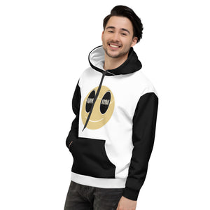 Allno Big Face Hoodie - Happy Birthday
