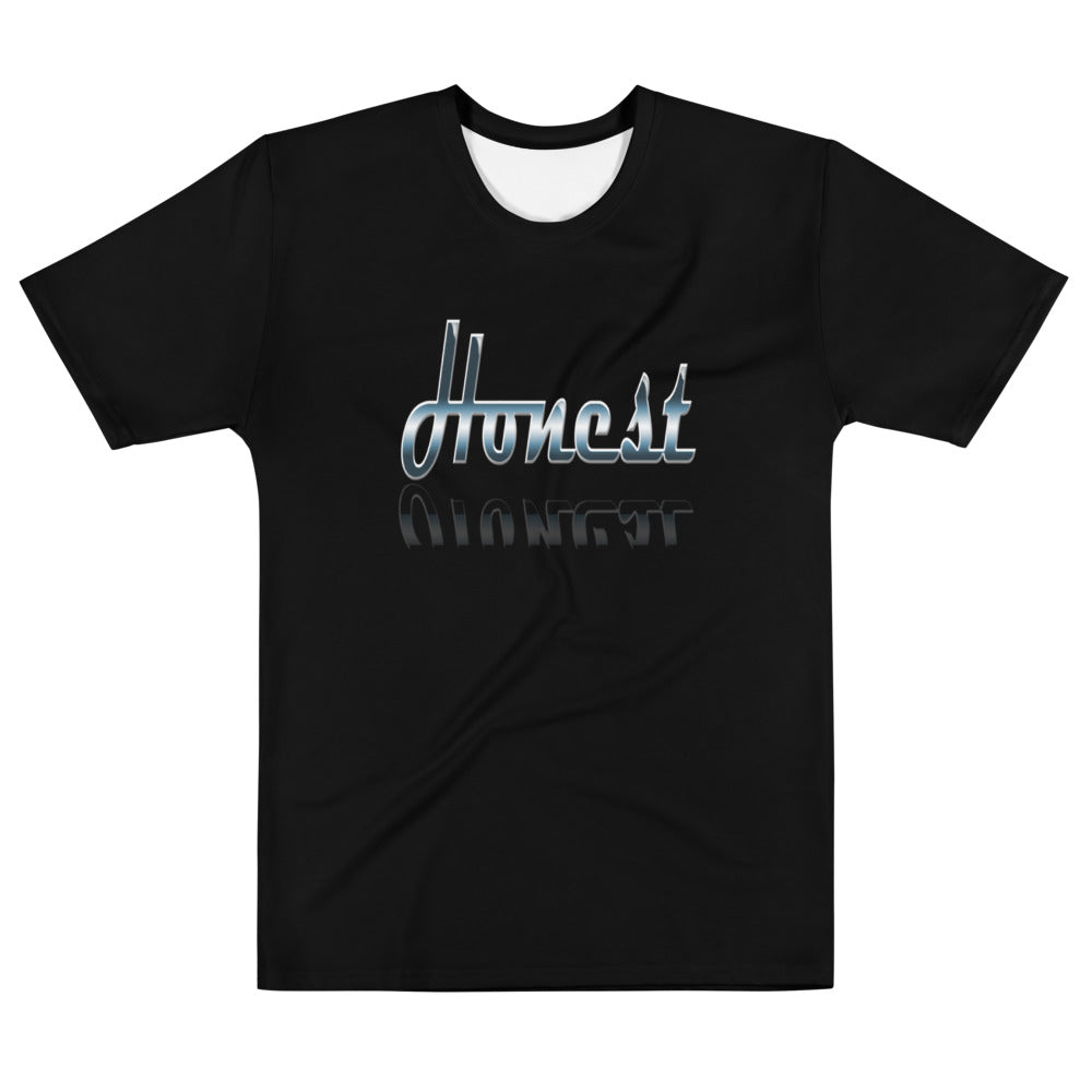 Allno Meaningful Words Honest Men's Tee