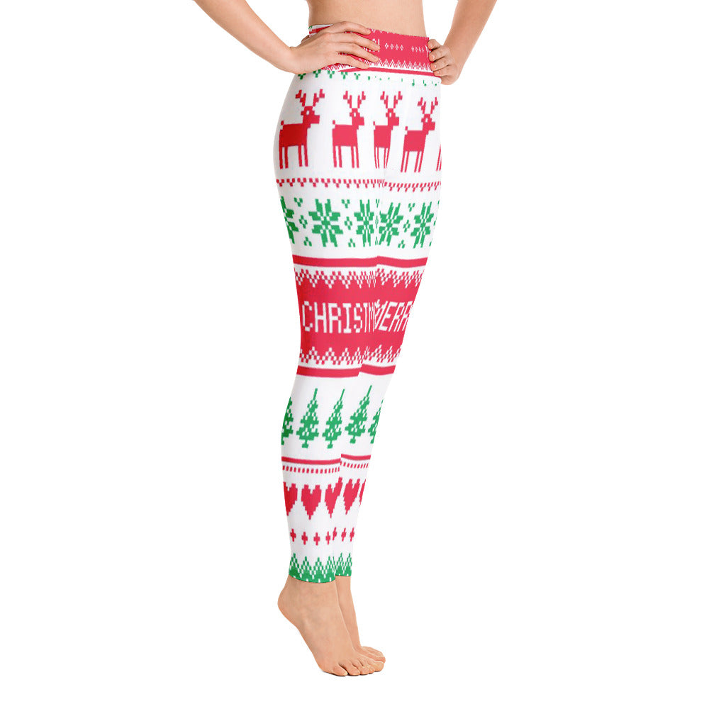 Allno Merry Christmas Leggings Leggings