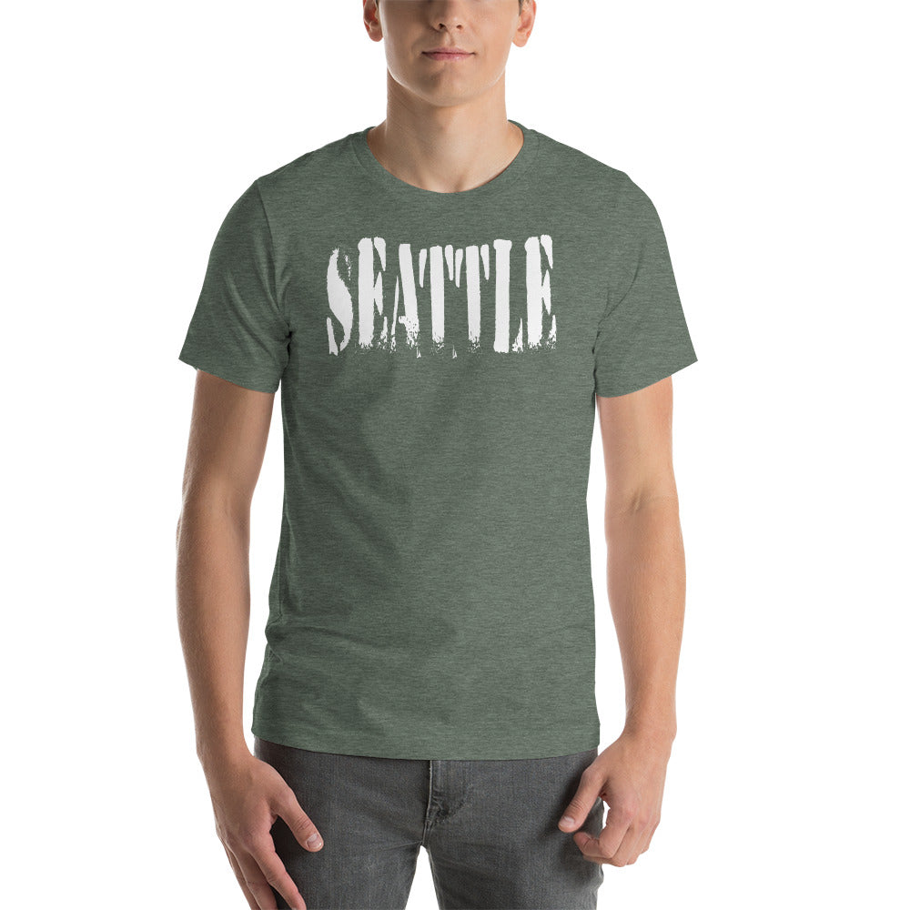 Allno Rock Salt Seattle Men's Tee