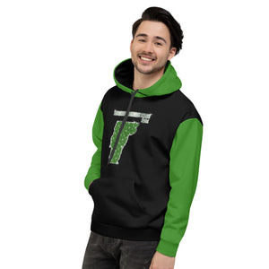 Allno States & Continents Hoodie - The Green Mountain State 1761