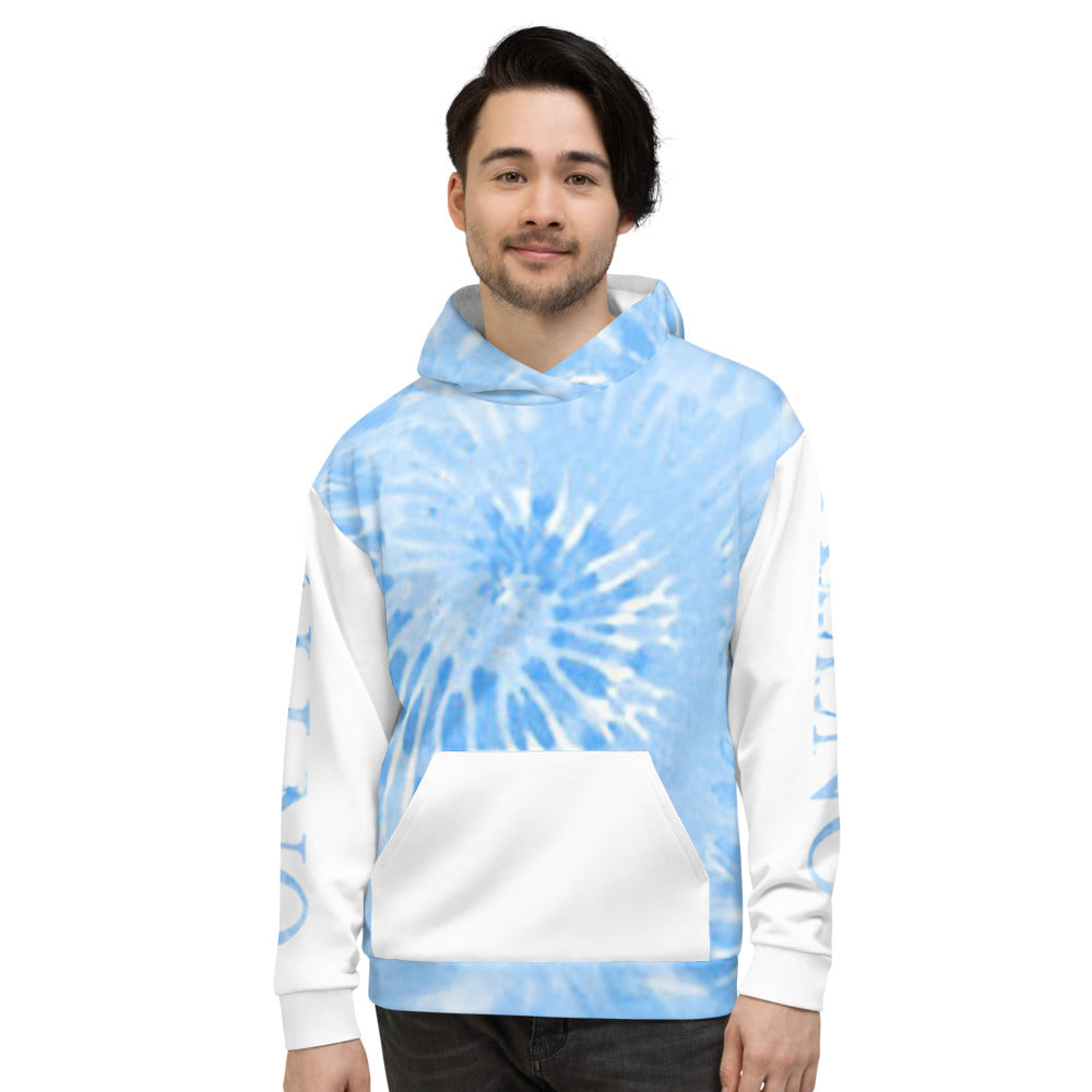 Allno Skies The Limit Tie Dye Hoodie