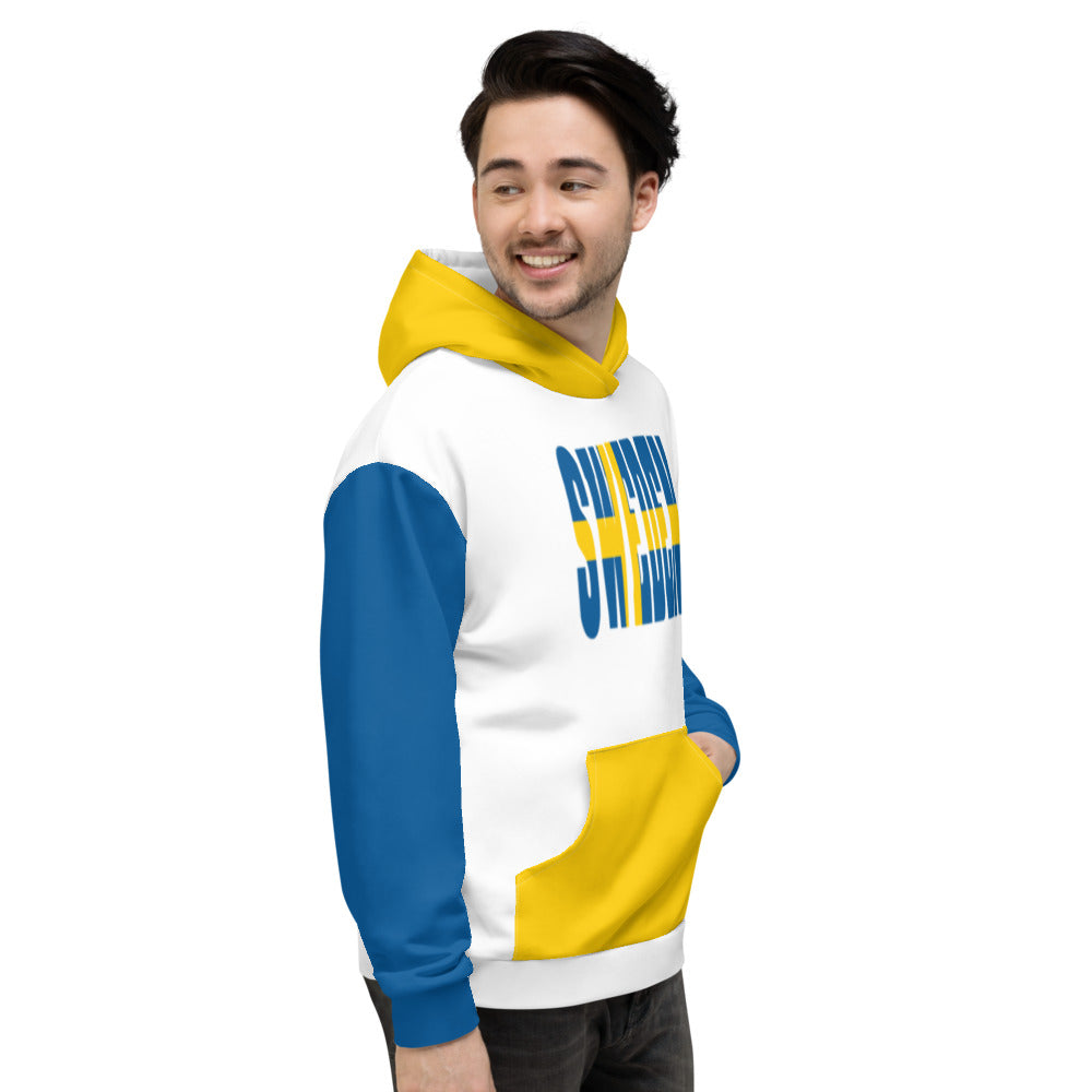 Allno World Countries Sweden Hoodie