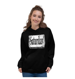 Allno 7 Day's Of The Week Hoodie - Saturday