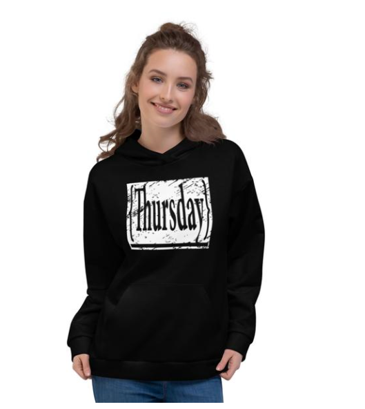 Allno 7 Day's Of The Week Hoodie - Thursday