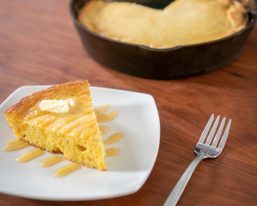 Traditional Pennsylvania Dutch Corn Bread