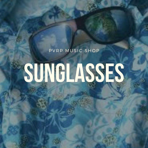 Sunglasses-PVRP Music Shop