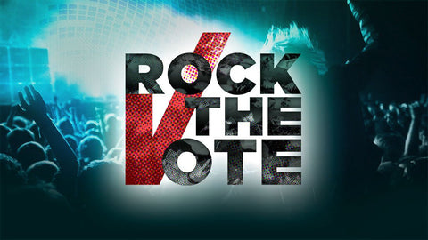 Rock the Vote Collection-PVRP Music Shop