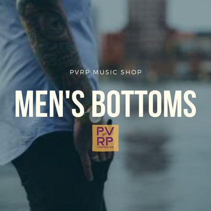 Men's Bottoms-PVRP Music Shop