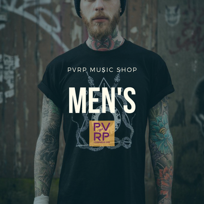 Men's-PVRP Music Shop
