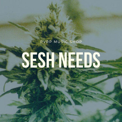 Sesh Needs-PVRP Music Shop
