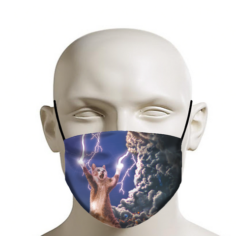 Thundercat Face Mask - PVRP Shop