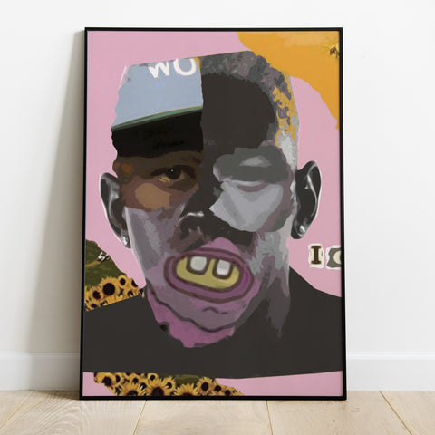 Tyler the Creator Poster - PVRP Shop