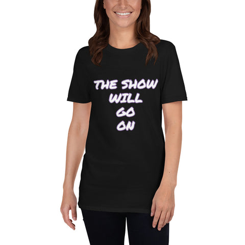 PVRP x MusiCares: The Show Will Go On Women's T-Shirt - PVRP Shop