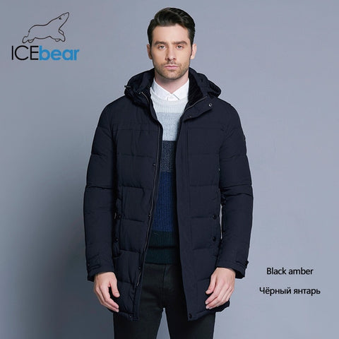 Soft Fabric Winter Men's Jacket-PVRP Shop