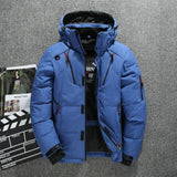 Men Thick Warm Down Winter Coat - PVRP Shop