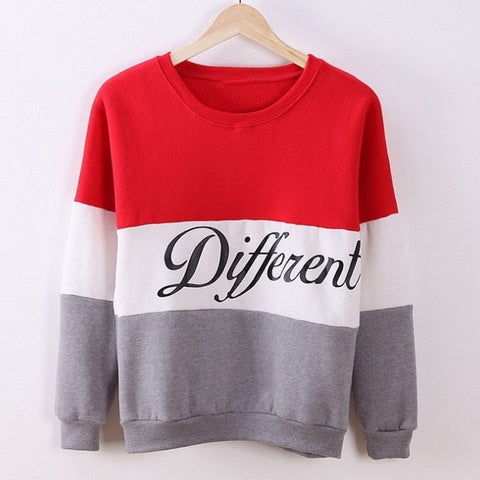 Women Different Sweatshirt-PVRP Shop