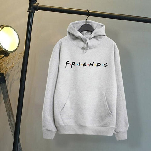 Women Friends Hoodies-PVRP Shop