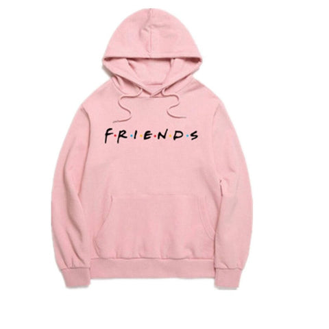 Women Friends Hoodies - PVRP Shop