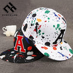 Graffiti Adjustable Snapback - PVRP Shop