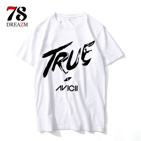 AVICII Casual T-Shirt Men - PVRP Shop