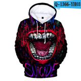 Joker 3D Print Sweatshirt - PVRP Shop