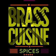 Brass Cuisine Spices