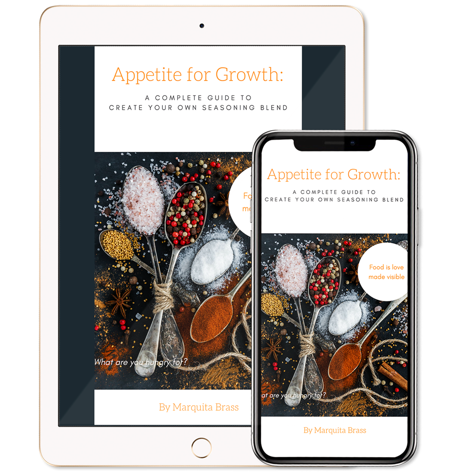 Appetite for Growth: A Complete Guide to Create Your Own Seasoning Blend